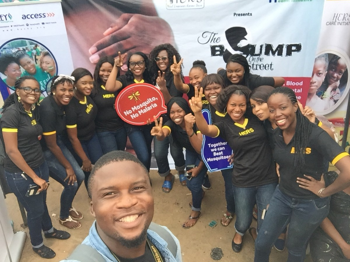 The Bump On The Street With HERS Care Initiative (Makoko, Lagos Edition)